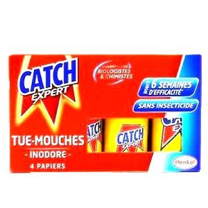 Catch - papier tue mouches