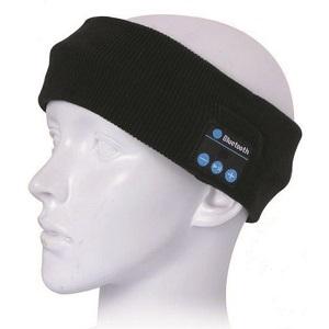 Bandeau Bluetooth Noire/ Gris