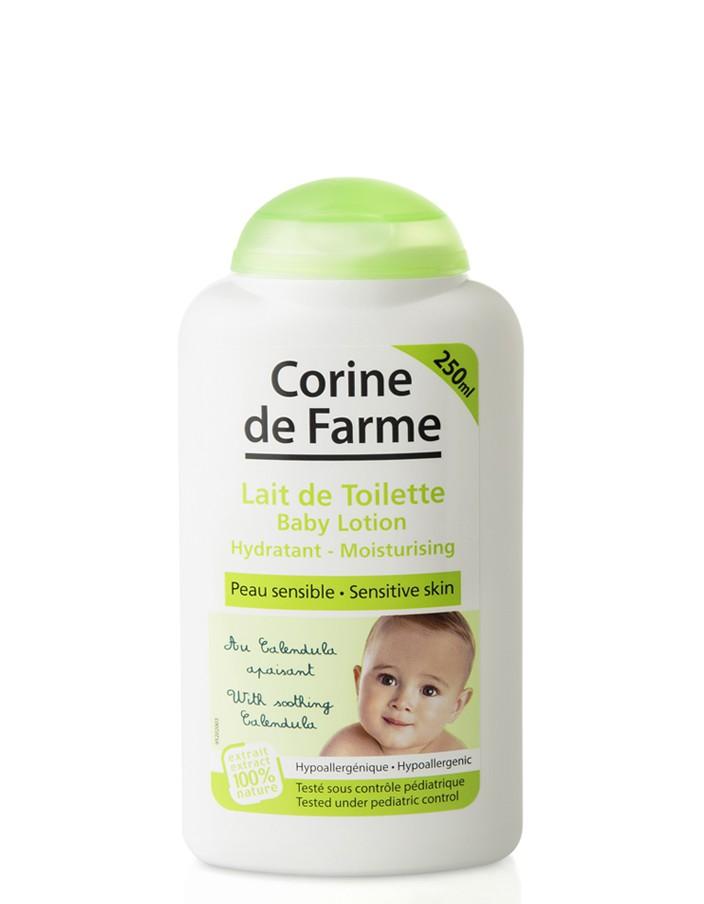 Corine de farme - Lait de toilette Hydratant - 250 ml