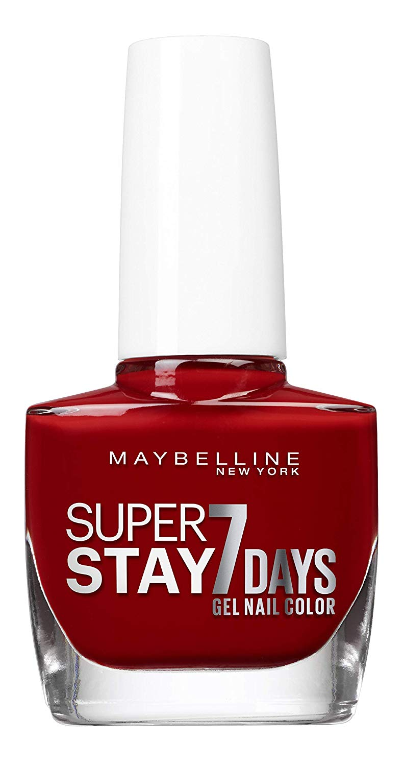 Maybelline - Vernis à ongles Superstay pro - Rouge profond 06
