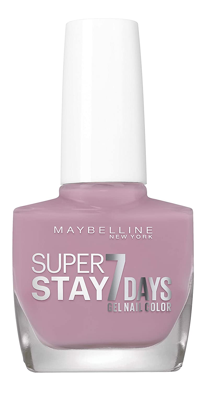Maybelline - Vernis à ongles Superstay - Rose pastel beton 913