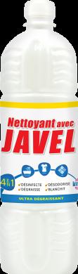 IMPEC - Nettoyant avec Javel - 4 en 1 - 1l