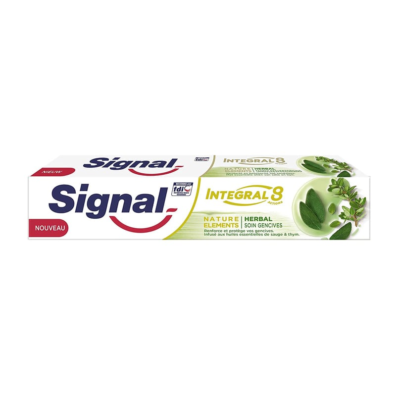 Signal - Dentifrice Nature elements SOIN GENCIVE - 75ml