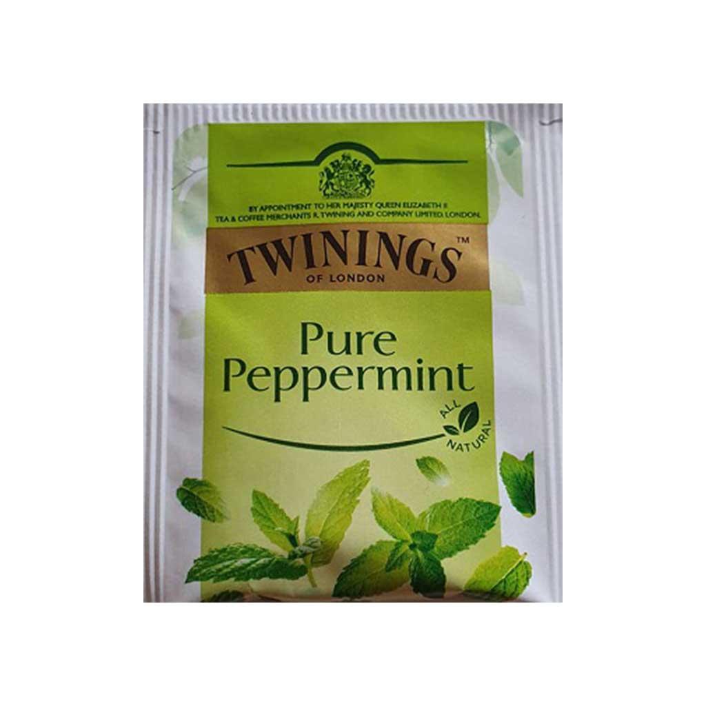 The Twinings - menthe poivrée pure - 10mg