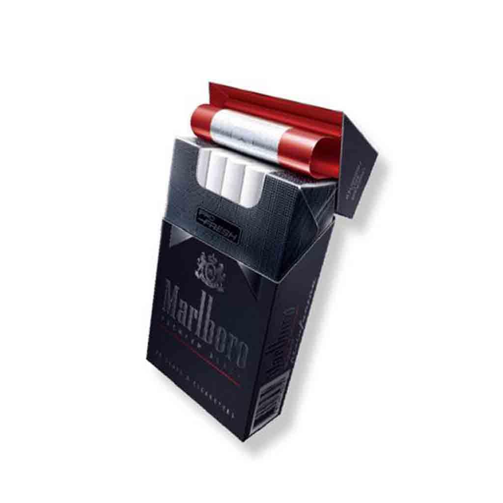 Marlboro - Cigarette premium black