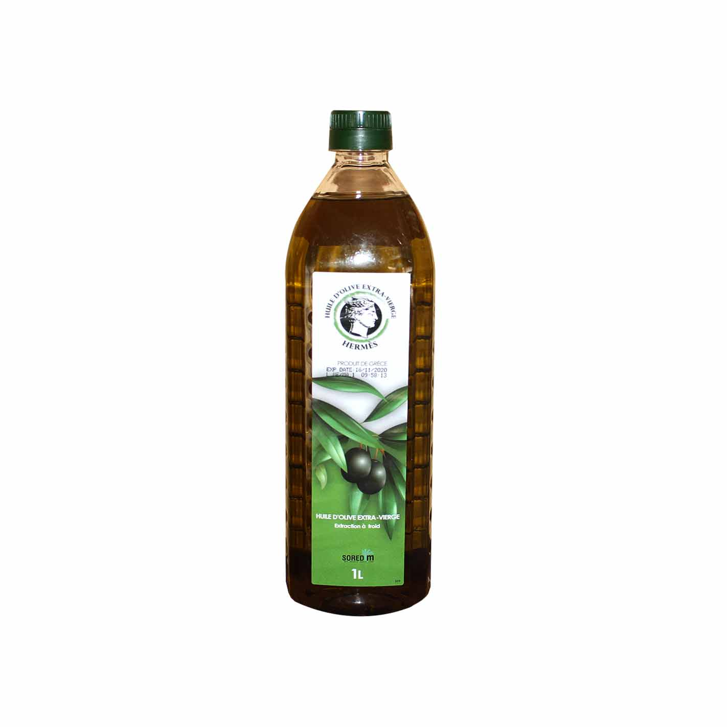 Herm�s - Huile d'olive extra-vierge - 1 L