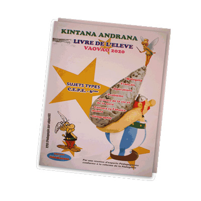 Kintana - CEPE 6eme Sujets types - Edition 2020