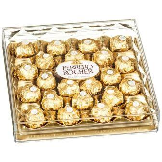 Ferrero Rocher - Chocolat - 24 Pieces