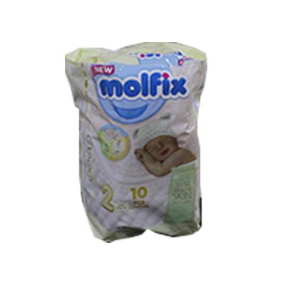 Molfix - Couche Mini - 10 pièces