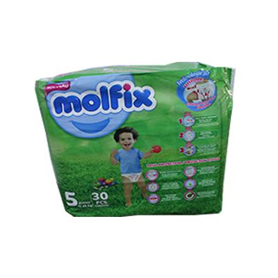 Molfix - Couche twin Junior - 30 pièces