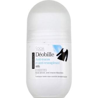 Sooa - déo BILLE anti-traces et anti-transpirant - 50ml