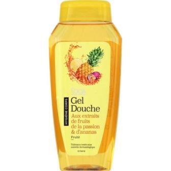 Sooa - Gel Douche Fruits de la passion & Ananas - 250ml