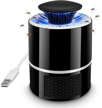 Lampe Anti-moustique éléctrique LED - Noir