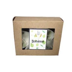 Green and Co - Bougie gm Bohème (kininipotsy + ylang ylang)